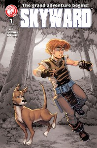 Skyward #1 Goes to Second Print