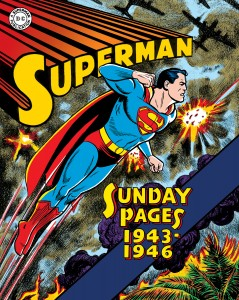 Library Of American Comics Collects The Man Of Steel's Sunday Strips