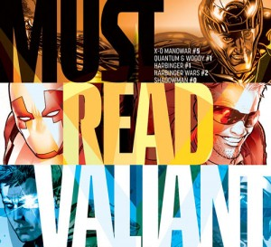 MUST READ VALIANT: GREATEST HITS #1! 100+ Pages For Just $5.99! Coming in JANUARY!