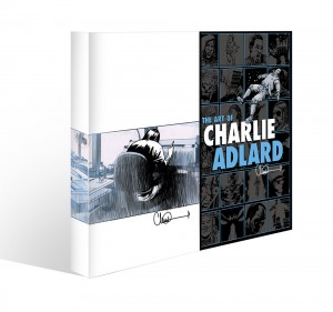 Charlie Adlard to sign The Art of Charlie Adlard at Skybound and Hyundai's The Walking Dead gallery exhibition on October 12th
