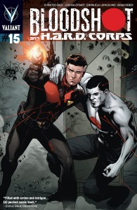 BLOODSHOT AND H.A.R.D. CORPS #15