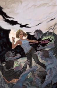 Buffy The Vampire Slayer and Angel & Faith Return in 2014!