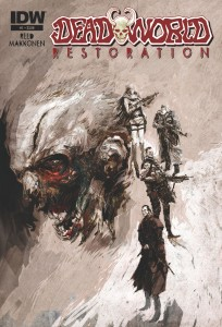 """The """"Grand-Daddy"""" Of All Zombie Comics Reanimates This December"""