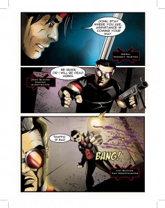 Ian Glover: The Uprising Volume 2 page 01