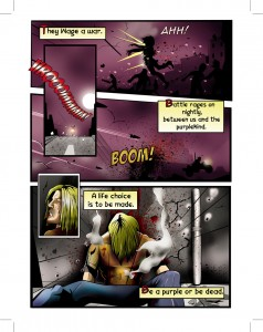 Ian Glover: The Uprising Volume 2 page 04