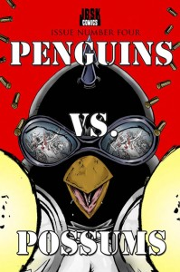 Penguins vs Possums #4