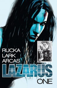 Lazarus at NYCC
