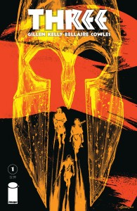 Extraordinary tale of slaves and masters in ancient Sparta by Kieron Gillen & Ryan Kelly sells out immediately