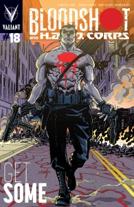BLOODSHOT AND H.A.R.D. CORPS #18