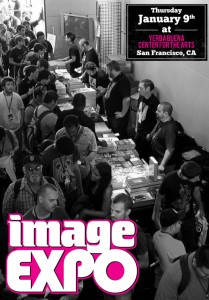 Image Comics returns to San Francisco with an all star cast of creators