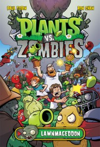 THE ART OF PLANTS VS. ZOMBIES CONFIRMED WITH DARK HORSE!