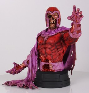 Marvel Zombies Magneto Bust