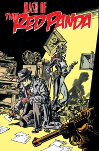 Monkeybrain's pulp adventure comes to IDW!
