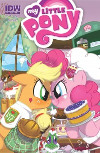 Introducing A Brand New My Little Pony Ongoing Comic Series