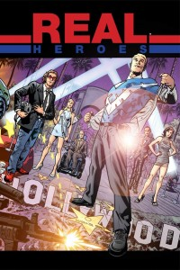 Bryan Hitch's new miniseries pits Hollywood celebrities against super evil forces