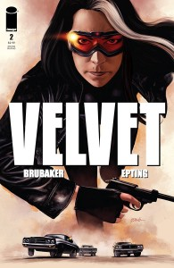 Overwhelming praise for the dark spy thriller sends VELVET #2 back to print